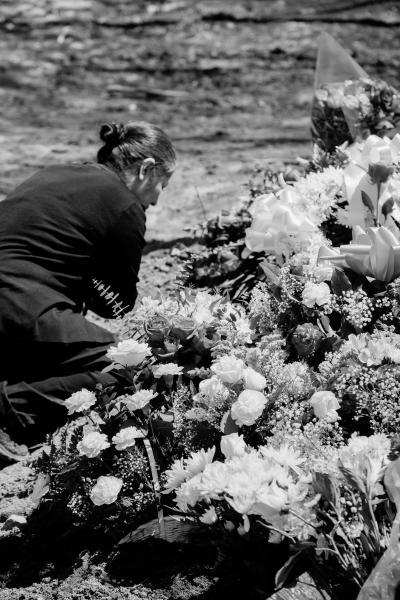 Vicente Zempoaltecatl's Funeral