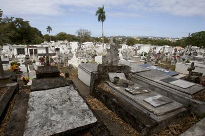 Mayaguez Old Cemetery