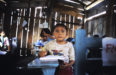 Refugee Education in La Gloria