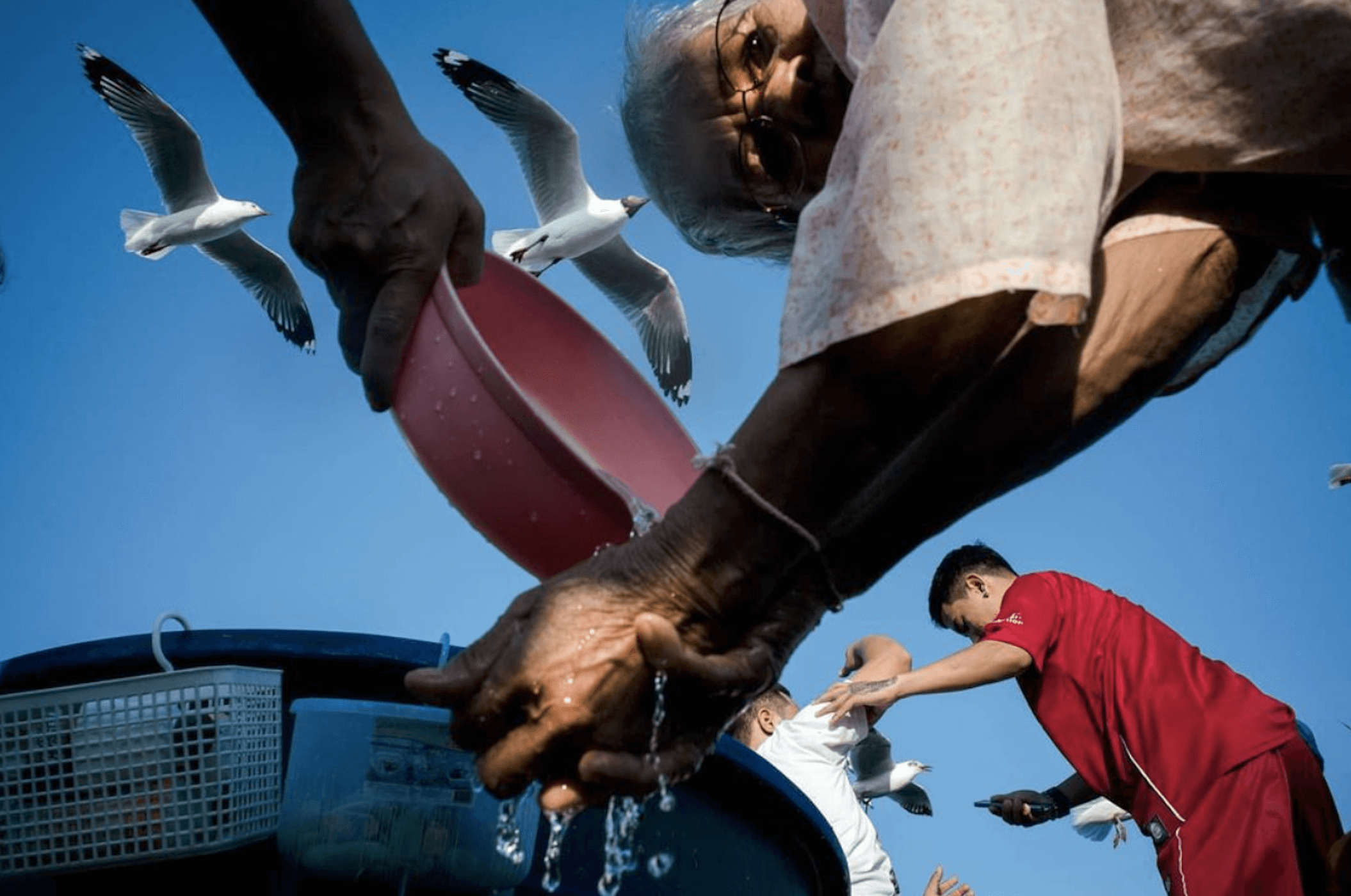 Art and Documentary Photography - Loading Thanakorn_pingrider_street.png
