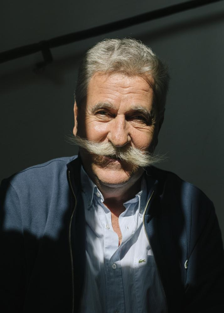 Ludwig Hammel, board director morbus bechterew e.V., Schweinfurt - for Go Magazin '21