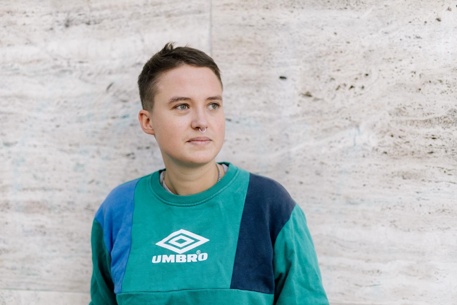 Julia Bomsdorf, press spokesperson LeTra, Munich
