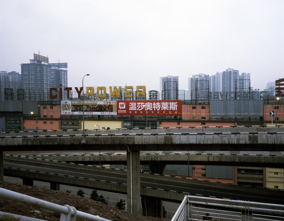 Art and Documentary Photography - Loading CITY_POWER_009.JPG