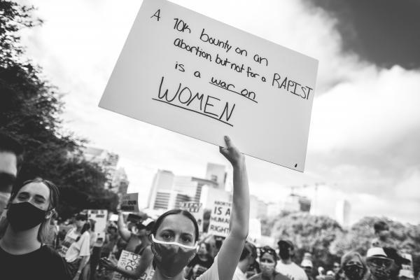 2021 Women's March, ATX