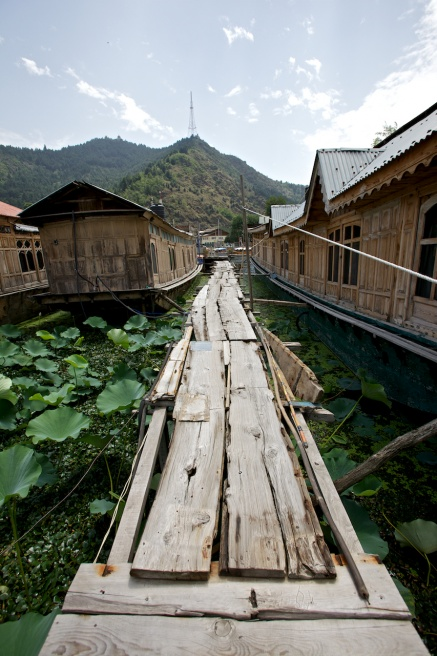 Art and Documentary Photography - Loading The Forgotten Houseboats of Kashmir  07.jpg