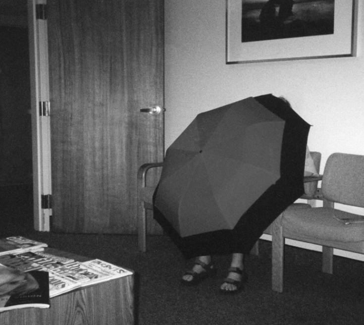 Art and Documentary Photography - Loading 33_waiting at new psychiatrist appt.2001.jpg