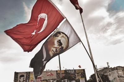 Taksim unrest