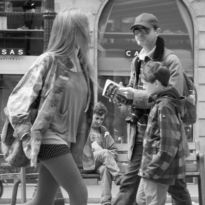 Street couples