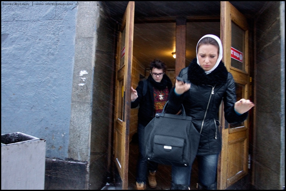 Art and Documentary Photography - Loading 1_DSC6109выход из метро.jpg