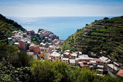 CinqueTerre: paradise restored