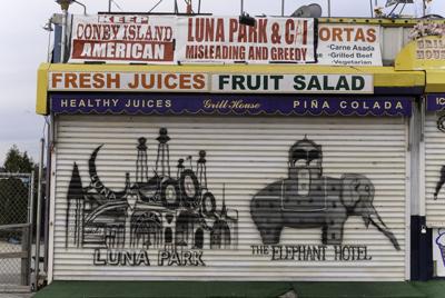 November 24, 2010, six months after Luna Park opened.