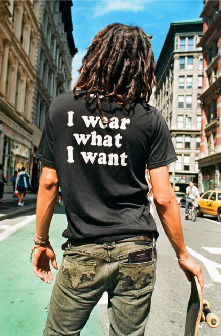 Art and Documentary Photography - Loading I Wear What I Want.jpg