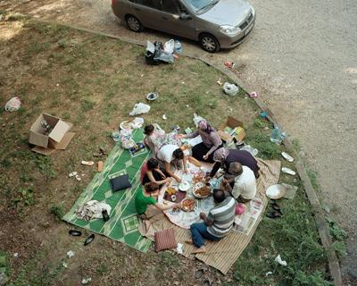 Istanbul picnics