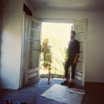 Lucky Pinhole Photo