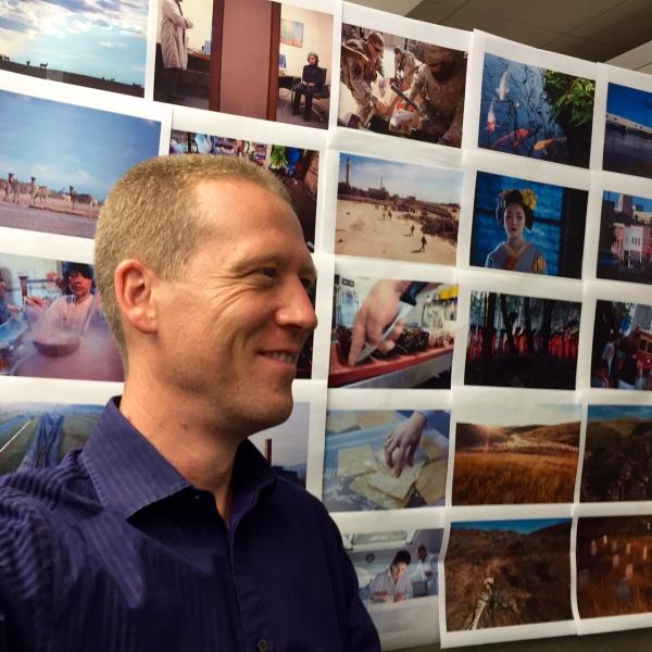 Brendan McCabe Photo